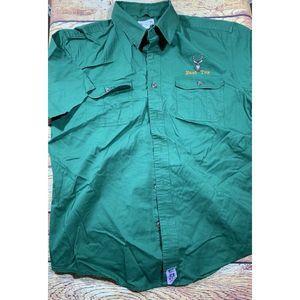 Men's Magellan Shirt Green Size Large